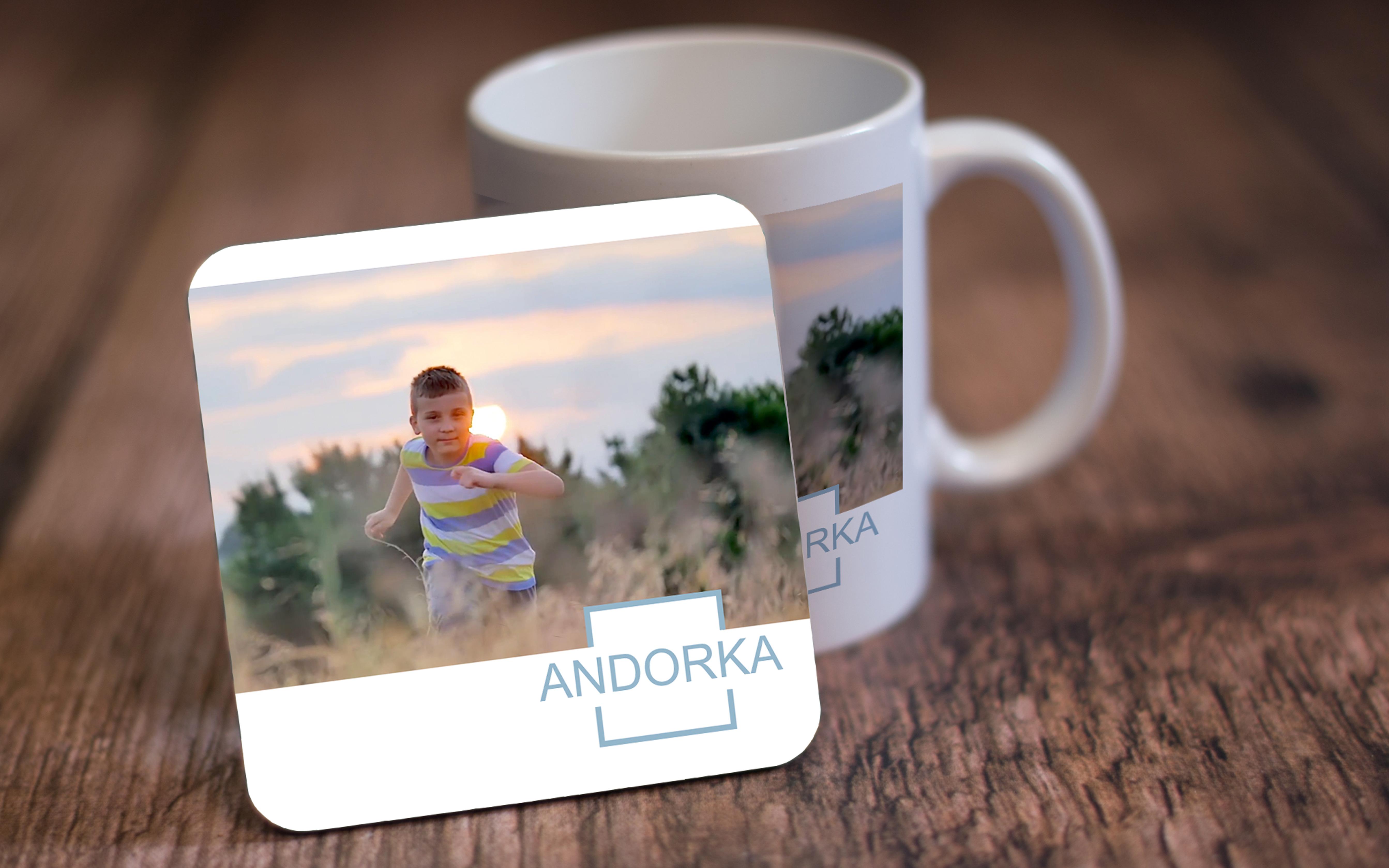 fényképes-poháralátét